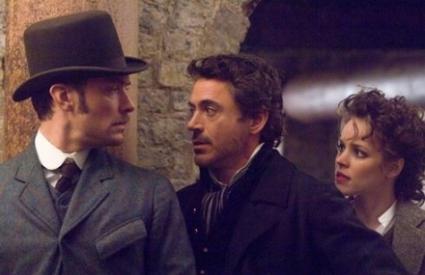 Guy Ritchie's 'Sherlock Holmes'