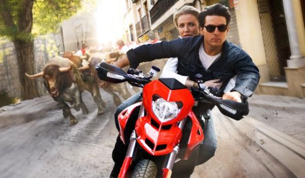 Tom Cruise and Cameron Diaz in 'Knight and Day'
