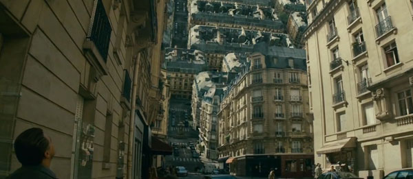 Christopher Nolan's 'Inception'