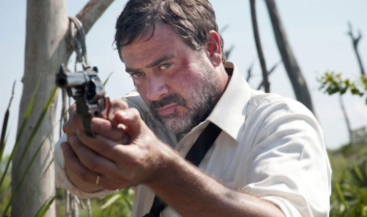 Jeffrey Dean Morgan in 'Texas Killing Fields' (Anchor Bay)