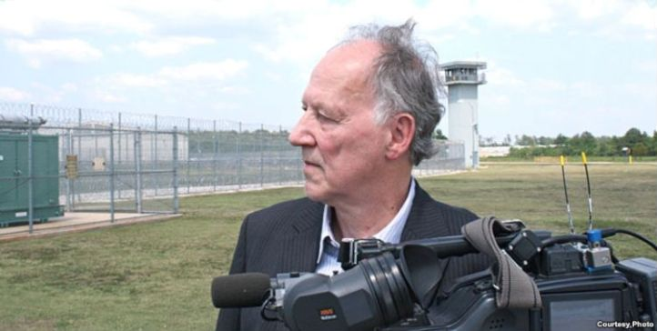 Werner Herzog in 'Into the Abyss'