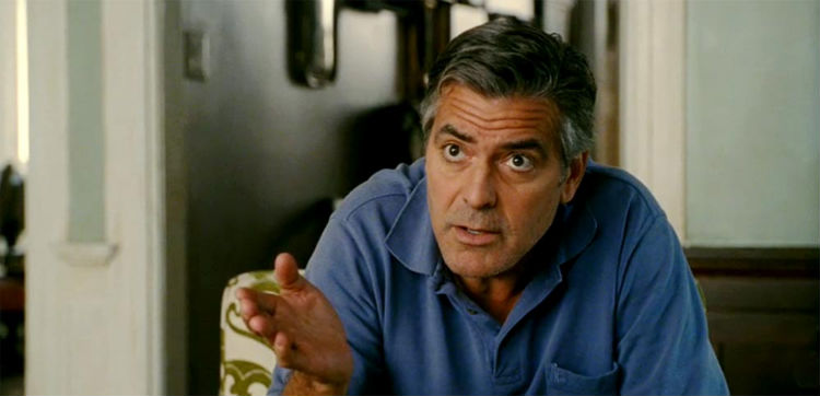 George Clooney in 'The Descendants' (Fox Searchlight)