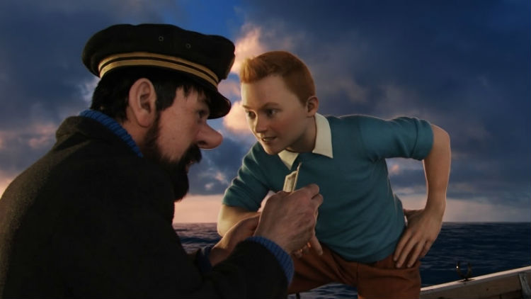 'The Adventures of Tintin'