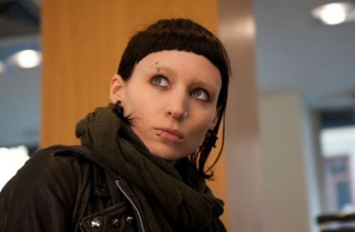 Rooney Mara in 'The Girl With the Dragon Tattoo' (2011)