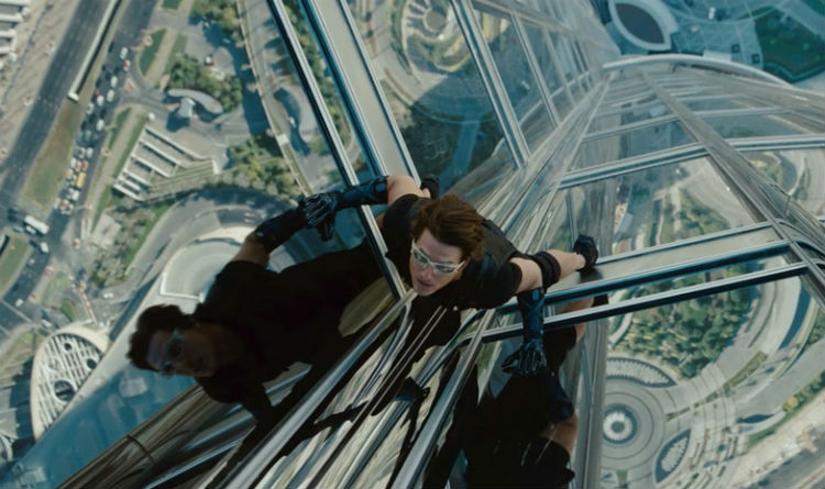 Tom Cruise in 'Mission: Impossible - Ghost Protocol' (Paramount)