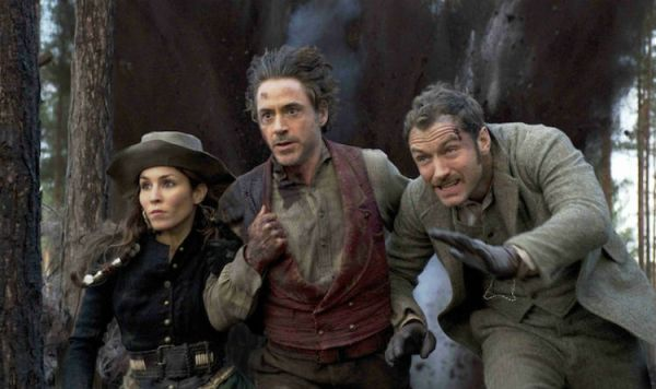 'Sherlock Holmes: A Game of Shadows' (Warner Bros.)