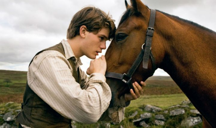 Jeremy Irvin in 'War Horse'