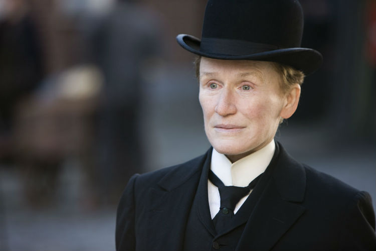 Glenn Close in 'Albert Nobbs'