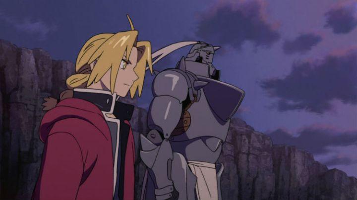 """'Fullmetal Alchemist: The Sacred Stone of Milos"""" (Funimation)"""