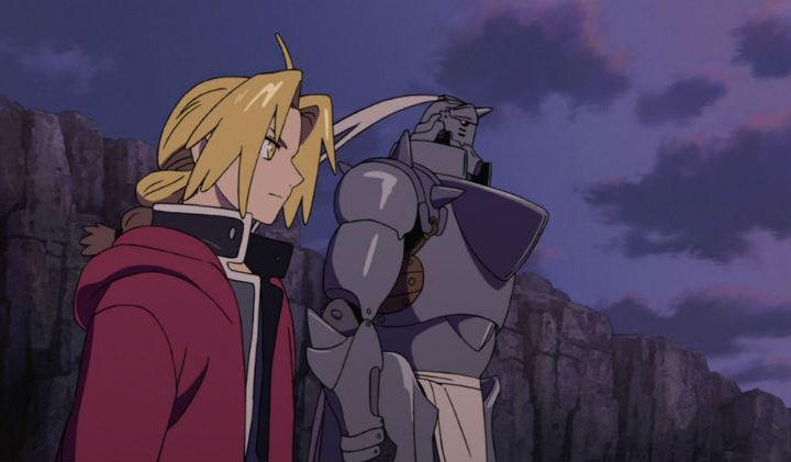 "'Fullmetal Alchemist: The Sacred Stone of Milos"" (Funimation)"