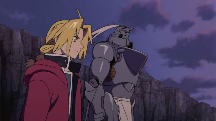 "'Fullmetal Alchemist: The Sacred Star of Milos"" (Funimation)"