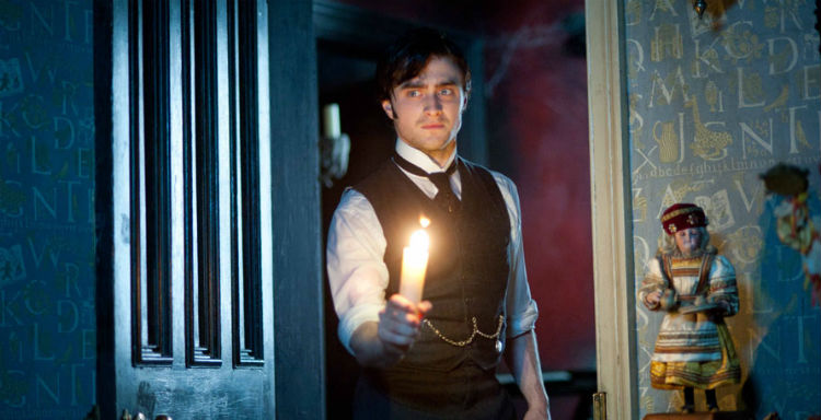 Daniel Radcliff in 'The Woman in Black' (Hammer/CBS Films)