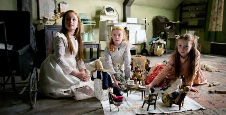 Innocent children in 'The Woman in Black' (Hammer/CBS Films)