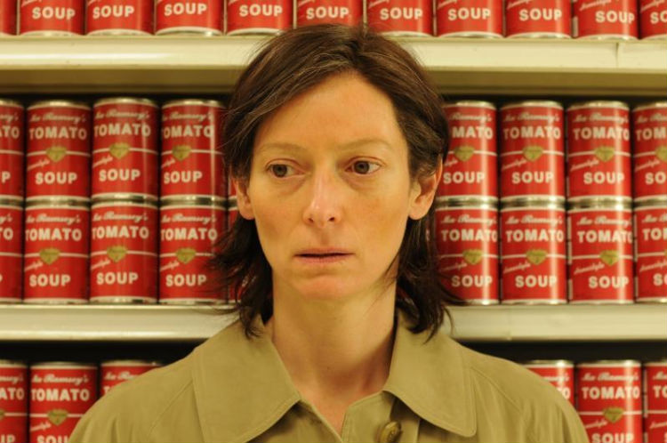 Tilda Swinton in 'We Need to Talk About Kevin' (Oscilloscope)