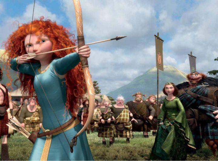 'Brave' (Disney-Pixar)