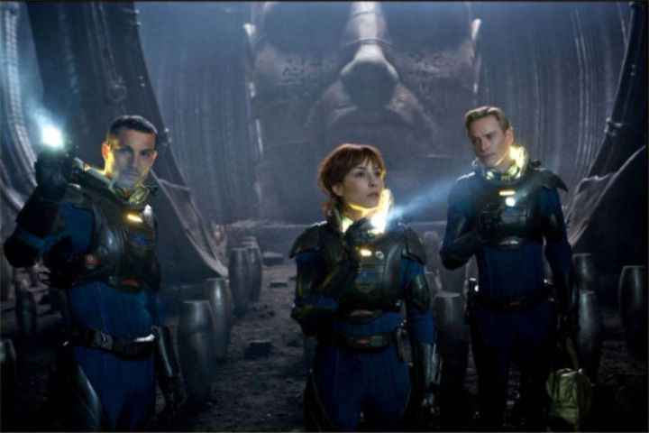Ridley Scott's 'Prometheus' (Fox)