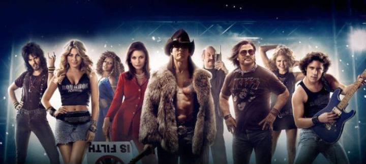 'Rock of Ages'