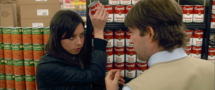 Audrey Plaza and Mark Duplass in 'Safety Not Guaranteed' (FilmDistrict) Aubrey Plaza and Mark Duplass in 'Safety Not Guaranteed' (FilmDistrict)