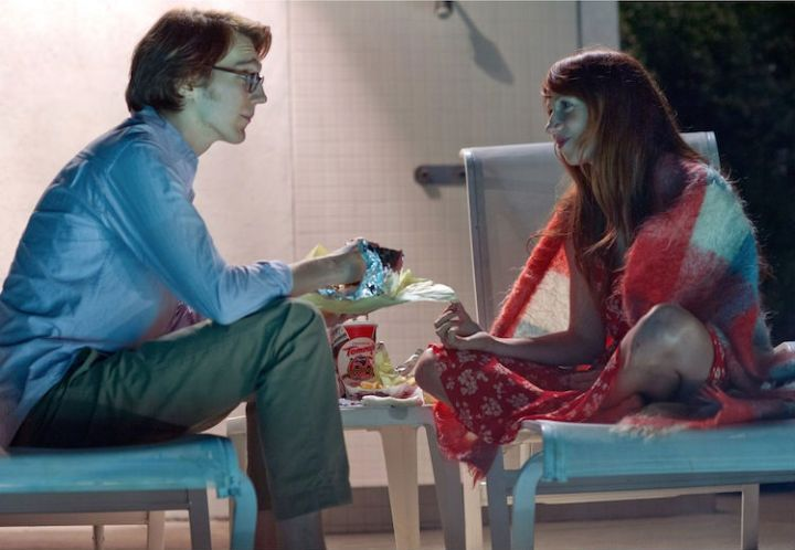 Paul Dano and Zoe Kazan in 'Ruby Sparks' (Fox Searchlight)