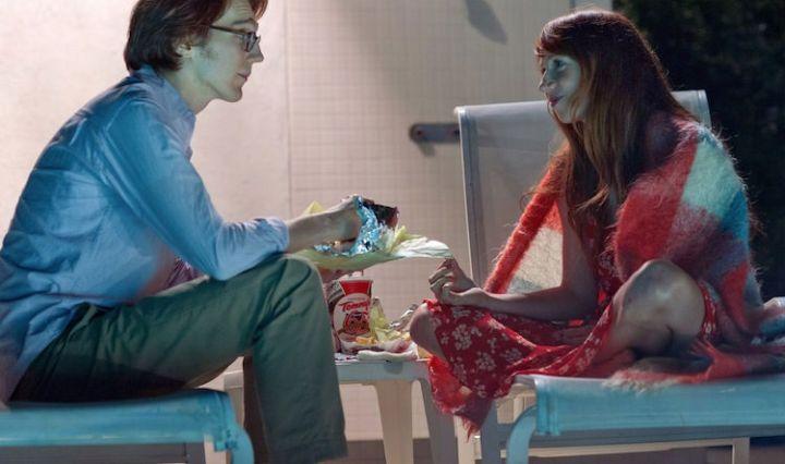 Paul Dano and Zoe Kazan in 'Ruby Sparks' (Fox Searchlight)