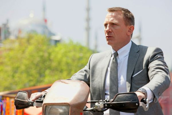 Daniel Craig as James Bond in 'Skyfall' (MGM/Sony Pictures Entertainment)