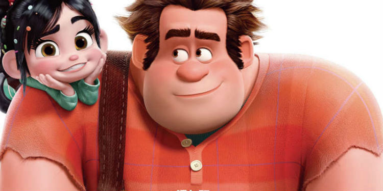 'Wreck-It Ralph' (Disney)