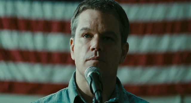 Matt Damon in 'Promised Land'