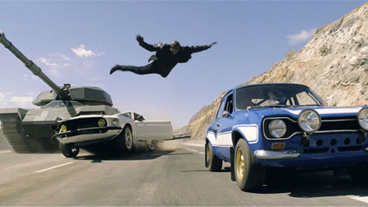 'Fast & Furious 6' (Universal Pictures)
