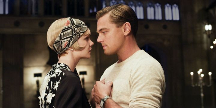 Leonard DiCaprio and Carey Mulligan in Baz Luhrmann's 'The Great Gatsby'