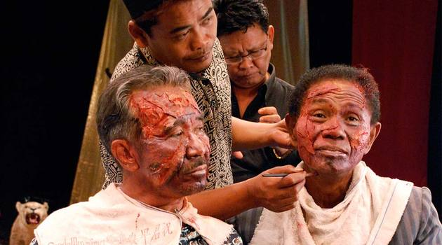 'The Act of Killing' (Drafthouse Films)