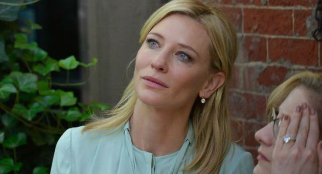Cate Blanchett in Woody Allen's 'Blue Jasmine' (Sony Pictures Classics)