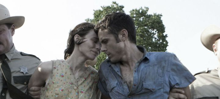 Casey Affleck and Rooney Mara in David Lowery's 'Ain't Them Bodies Saints'