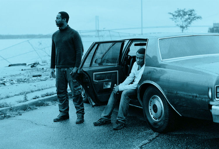 Isaiah Washington and Tequan Richmond in 'Blue Caprice' (Sundance Selects)