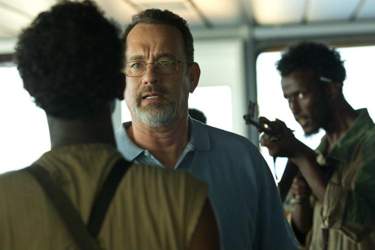 Tom Hanks in 'Captain Phillips' (Sony)