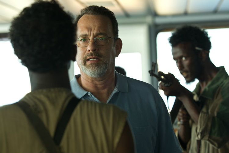 Tom Hanks in 'Captain Phillips' (Sony)
