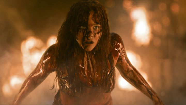 Chloe Moretz in 'Carrie' (Sony)
