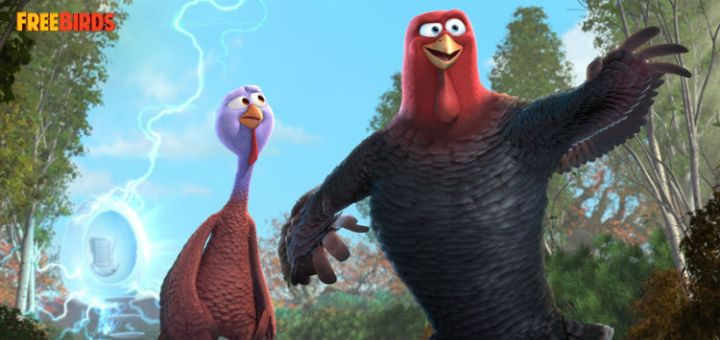 'Free Birds' (Reel FX / Relativity Media)