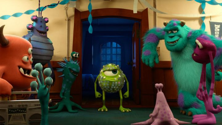 Pixar's 'Monsters University'