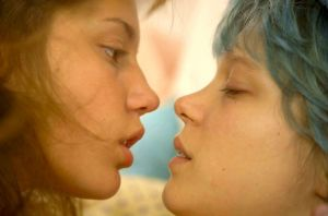 'Blue is the Warmest Color'