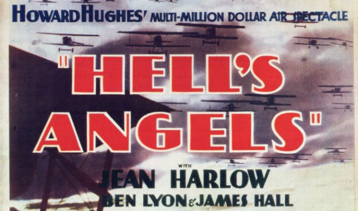 Howard Hughes' 'Hell's Angels' at the Texas Theatre