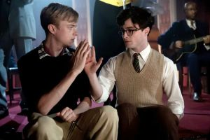 Daniel Radcliffe and Dane DeHaan in 'Kill Your Darlings' (Sony Pictures Classics)