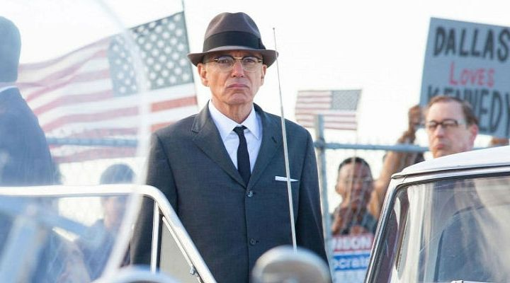 Billy Bob Thornton in 'Parkland'