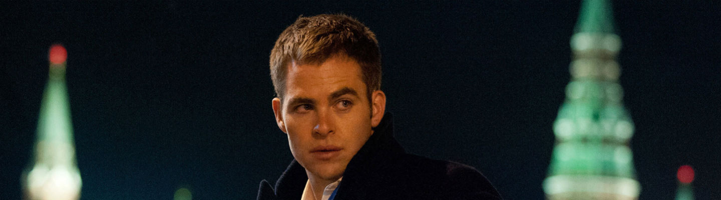 Chris Pine in 'Jack Ryan: Shadow Recruit'