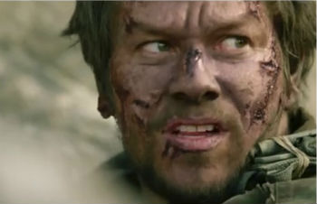 Mark Wahlberg in 'Lone Survivor'