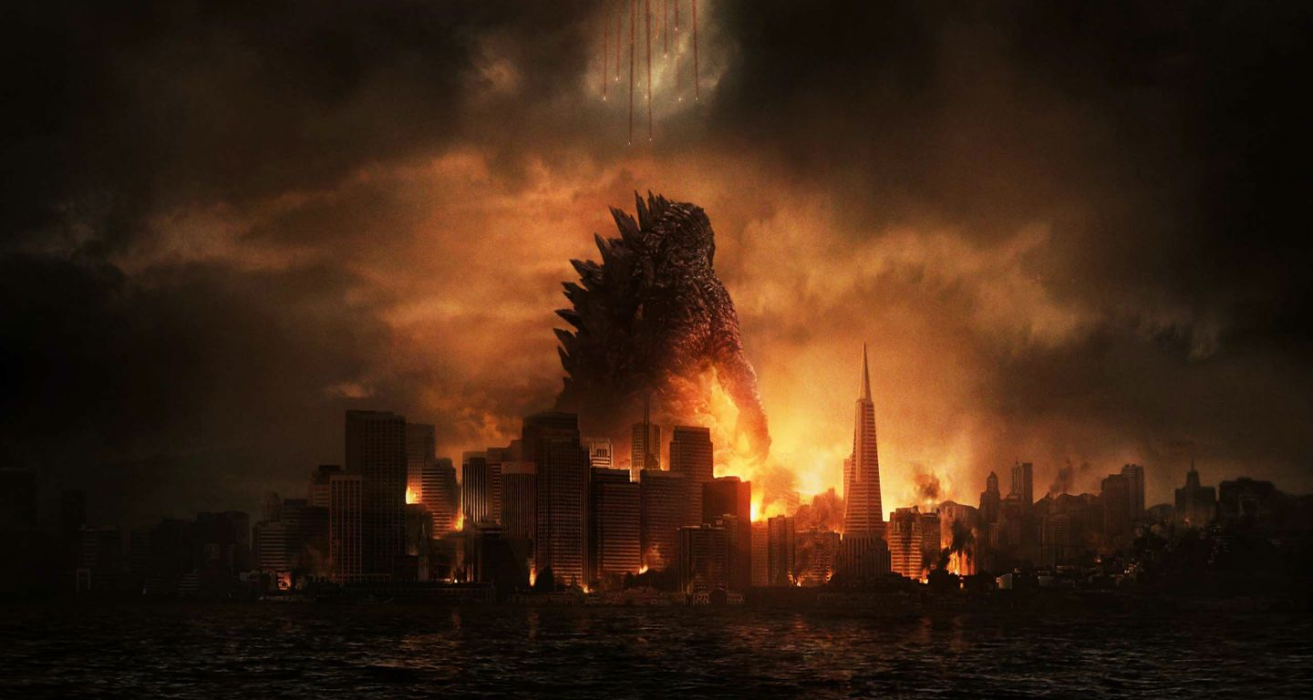 Gareth Edwards' 'Godzilla' (Warner Bros.)