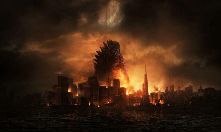 Gareth Edwards' 'Godzilla' (Warner Bros.)