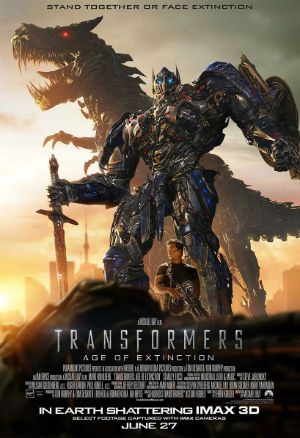 'Transformers: Age of Extinction'