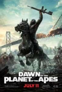 'Dawn of the Planet of the Apes' (Fox)