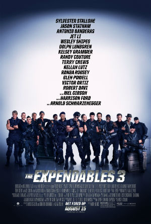 'The Expendables 3'