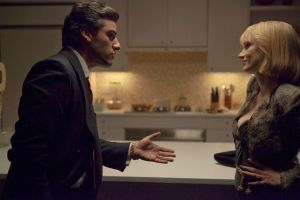 Oscar Isaac and Jessica Chastain in 'A Most Violent Year'